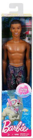 Barbie – Poupée Plage – Ken – Motif géométrique - image 3 de 4
