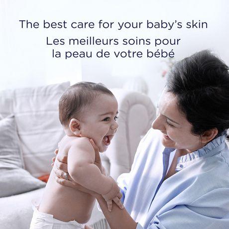 Nettoyant pour peaux hydratées, sujettes à l'eczéma BabyDove Tête Aux Pieds Hydratation peau sensible sans parfum 591 ml - image 6 de 6