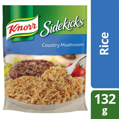 KnorrR SidekicksR Country Mushroom Rice