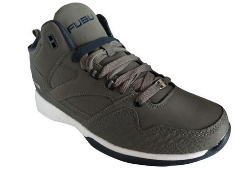 Fubu Men's Mid High Basketball Shoes