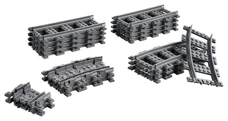 LEGO City Tracks 60205 Building Kit (20 Piece) - image 4 of 6