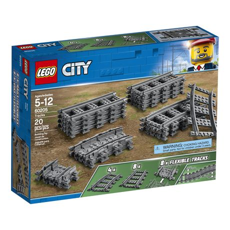 LEGO City Tracks 60205 Building Kit (20 Piece) - image 2 of 6