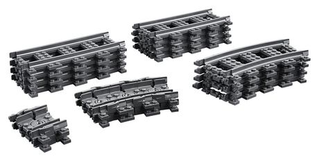 LEGO City Tracks 60205 Building Kit (20 Piece) - image 3 of 6