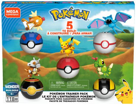 Mega Construx Pokemon Poke Ball Bundle Construction Set - image 7 of 7
