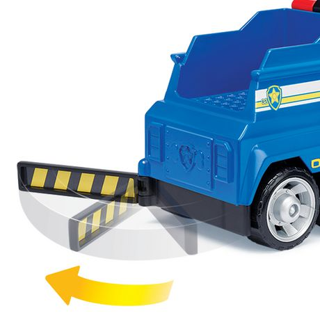 PAW Patrol Ultimate Rescue - Chase's Ultimate Rescue Police Cruiser with Lifting Seat And Fold-out Barricade, for Ages 3 And up - image 7 of 7