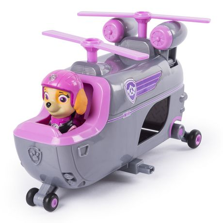 PAW Patrol Ultimate Rescue - Skye's Ultimate Rescue Helicopter with Moving Propellers And Rescue Hook, for Ages 3 And up - image 4 of 6