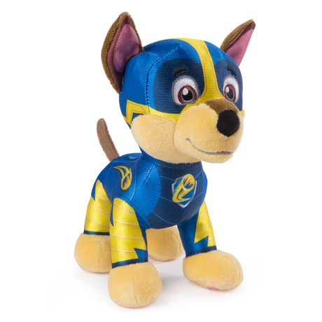 "PAW Patrol – 8"" Mighty Pups Chase Plush, for Ages 3 And up - image 3 of 3"