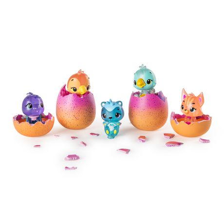 Hatchimals CollEGGtibles - 4-Pack + Bonus, Season 4 Hatchimals CollEGGtible, for Ages 5 and Up (Styles and Colors May Vary) - image 3 of 3