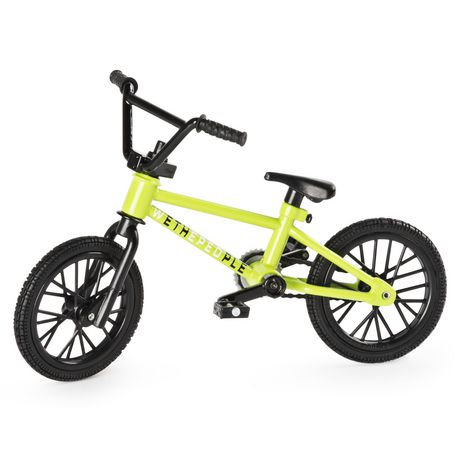Tech Deck Bmx Finger Bike Wethepeople Lime Green Black Series 9 Walmart Canada