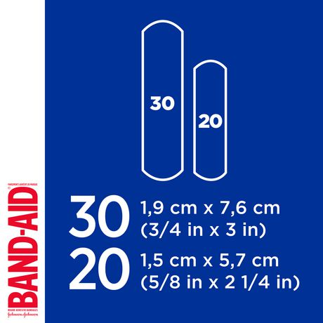 BAND-AID® Flexible Fabric Adhesive Bandages, Family Pack - image 6 of 6