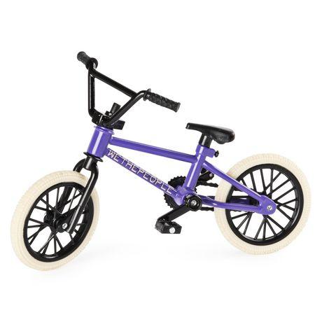 Tech Deck - BMX Finger Bike – Wethepeople – Blue/White – Series 9 - image 2 of 2