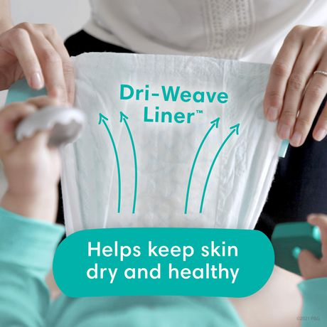 Pampers Baby Dry Diapers - Super Pack - image 4 of 9