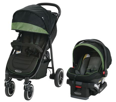 Graco Aire4 Xt Travel System Emory