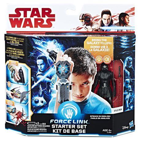 Star Wars Force LINK Starter Set Including Force LINK (english) - image 1 of 1