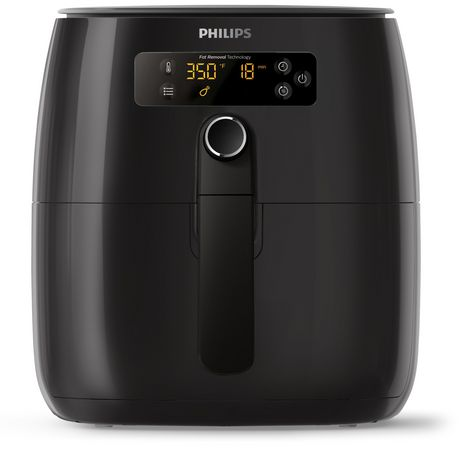 Philips Airfryer Premium Digital with Twin Turbostar Fat Removal Technology, HD9741/96 - image 1 of 6