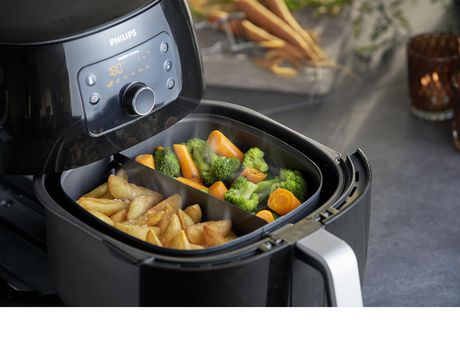 Philips Airfryer Premium Digital with Twin Turbostar Fat Removal Technology, HD9741/96 - image 4 of 6