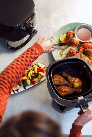 Philips Airfryer Premium Digital with Twin Turbostar Fat Removal Technology, HD9741/96 - image 5 of 6