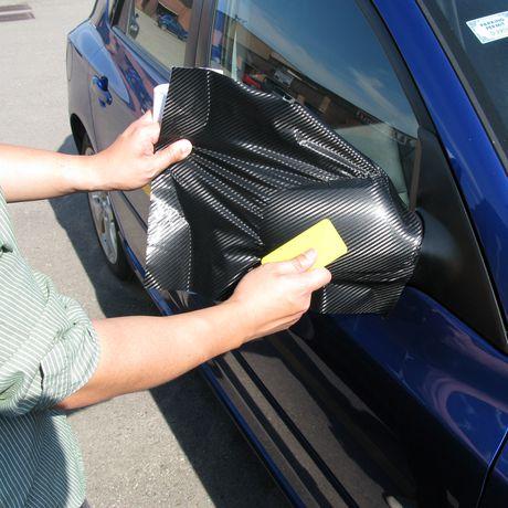 Wraptech Black Carbon Wrap 20 Walmart Canada