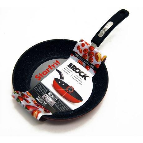 The rock 24cm poele walmart canada - Batterie de cuisine the rock ...