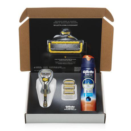 39ff5d26f1 Gillette® Fusion® ProShield™ Shaving Kit - image 1 of 8 ...