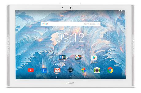"ACER ICONIA B3-A40-K1WW White, MT8167 Processor, 10.1"" IPS HD, 16GB Storage, Android 7.0 Tablet, NT.LDNAA.001 - image 4 of 5"