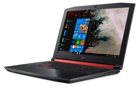 "ACER Nitro 5 AN515-53-71Z5, Intel Core i7-8750H Processor, 15.6"" FHD, NVIDIA GeForce GTX 1050Ti, 12GB DDR4, 1TB HD, Windows 10 Home, NH.Q3YAA.005 - image 3 of 5"
