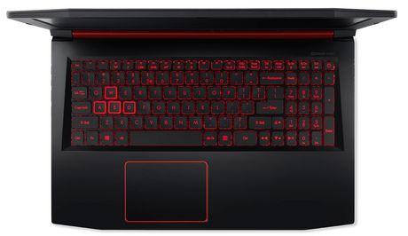 "ACER Nitro 5 AN515-53-71Z5, Intel Core i7-8750H Processor, 15.6"" FHD, NVIDIA GeForce GTX 1050Ti, 12GB DDR4, 1TB HD, Windows 10 Home, NH.Q3YAA.005 - image 4 of 5"