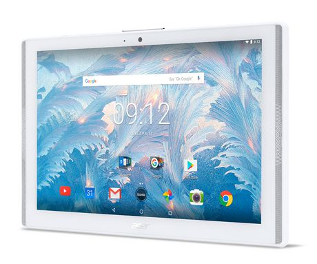 "ACER ICONIA B3-A40-K1WW White, MT8167 Processor, 10.1"" IPS HD, 16GB Storage, Android 7.0 Tablet, NT.LDNAA.001 - image 3 of 5"