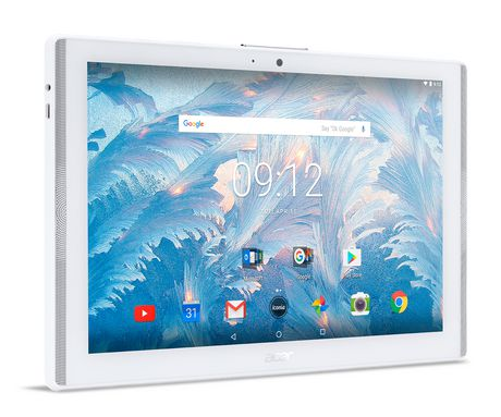 "ACER ICONIA B3-A40-K1WW White, MT8167 Processor, 10.1"" IPS HD, 16GB Storage, Android 7.0 Tablet, NT.LDNAA.001 - image 2 of 5"
