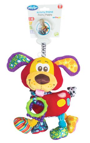Playgro Activity Friend Pooky Puppy - image 5 of 6
