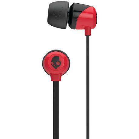 d91c53c56d3 SkullCandy Jib 2.0 In-Ear Headphones, Red/Black - image 1 of 2 ...