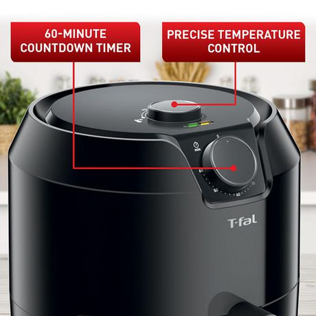 T-fal Easy Fry XL 4.2 Liter Air Fryer. - image 2 of 9