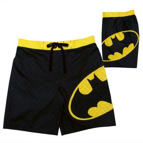 4e49947a17 Batman Men's Swim Shorts | Walmart Canada
