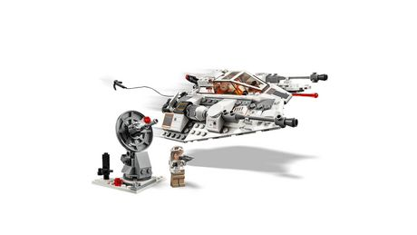 LEGO Star Wars: The Empire Strikes Back Snowspeeder – 20th Anniversary Edition 75259 Building Kit (309 Piece) - image 3 of 4