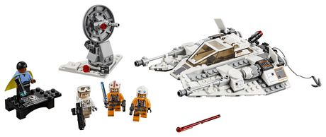 LEGO Star Wars: The Empire Strikes Back Snowspeeder – 20th Anniversary Edition 75259 Building Kit (309 Piece) - image 2 of 4