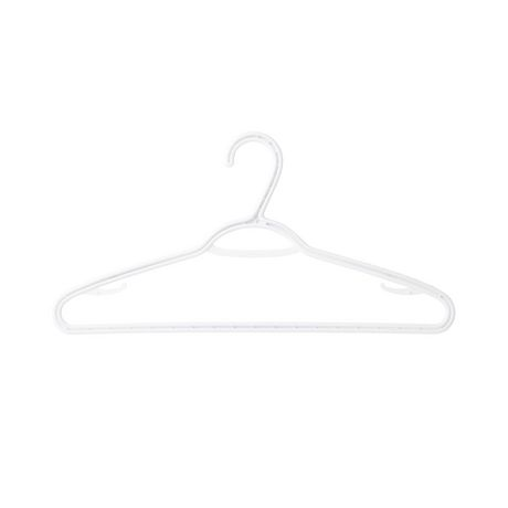 neatfreak! 10 Pack Plastic Clothes Hanger - image 3 of 5