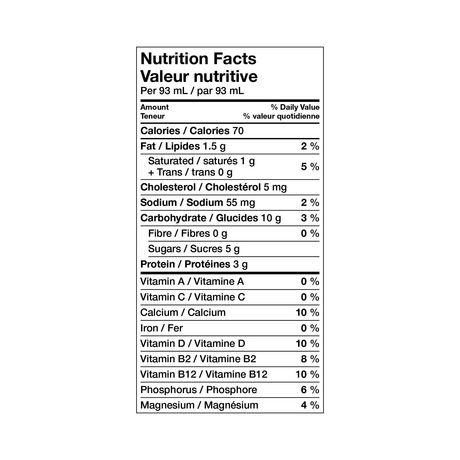 DANONE Danino Go Yogurt Drink, For Kids, Fruit Mix Flavour, 93ml (Pack of 8) - image 2 of 2