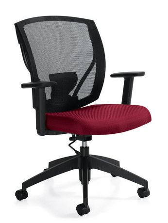 Offices To Go Ibex Task Chair Red
