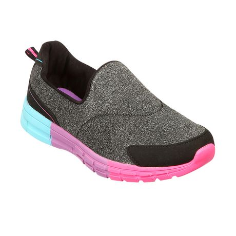 Athletic Works Girls' Slip-On Casual Shoes - image 1 of 1