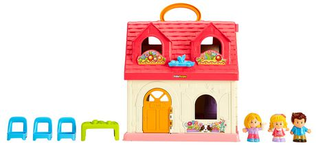 Fisher-Price Little People Maison Sons et Surprises – Édition anglaise - image 3 de 8