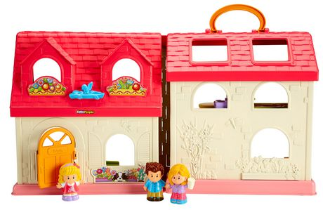 Fisher-Price Little People Maison Sons et Surprises – Édition anglaise - image 5 de 8