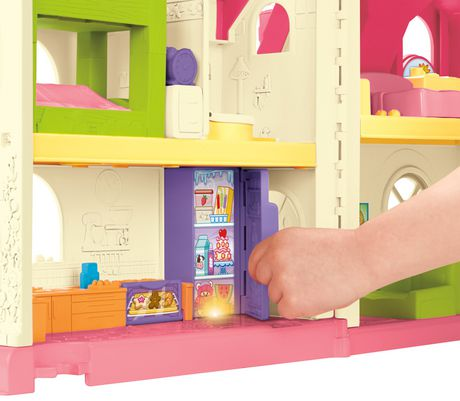 Fisher-Price Little People Maison Sons et Surprises – Édition anglaise - image 6 de 8