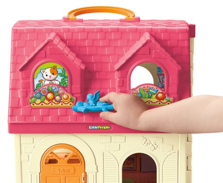 Fisher-Price Little People Maison Sons et Surprises – Édition anglaise - image 7 de 8