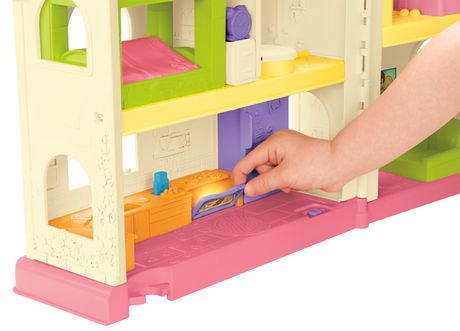 Fisher-Price Little People Maison Sons et Surprises – Édition anglaise - image 8 de 8