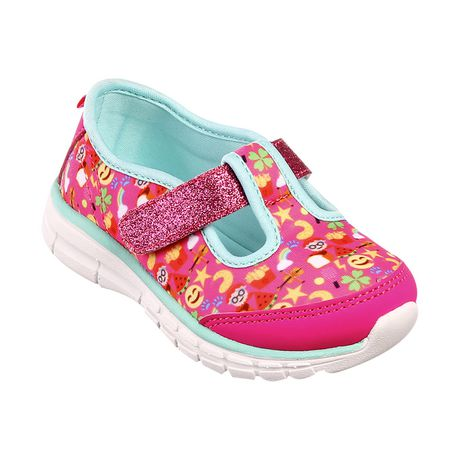 Athletic Works Toddler Girls' Aruku Casual Shoes - image 1 of 2