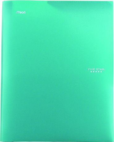Chemise Five Star Advance Stay-Put Folder, 11-5/8 x 9-1/3 - image 2 de 2