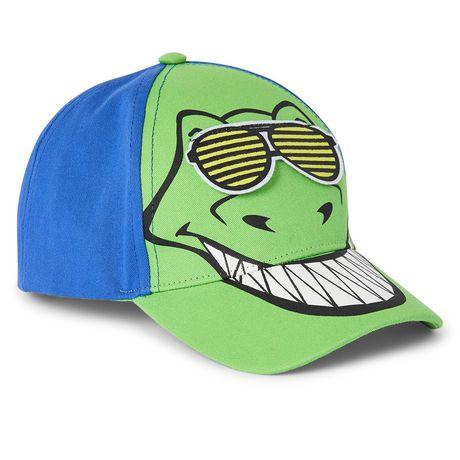 fa4756c2517012 George Toddler Boys' Baseball Hat with Flip Graphic   Walmart Canada