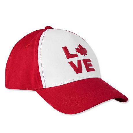 George Women's Canada Day Baseball Cap - image 1 of 2
