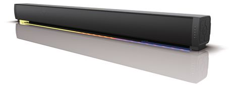 "Monster 37"" 2.1ch Bluetooth Soundbar"