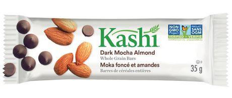 Kashi Barres de céréales entières– Moka foncé et amandes , 175g - image 3 de 6